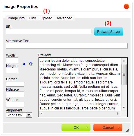 CKEditor 3 x/Developers Guide/File Browser (Uploader